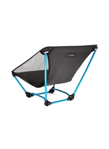 Helinox Ground Chair Outdoor Kamp Sandalyesi Black Siyah
